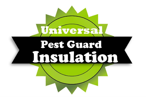 Universal Pest Guard Insulation™ Seal